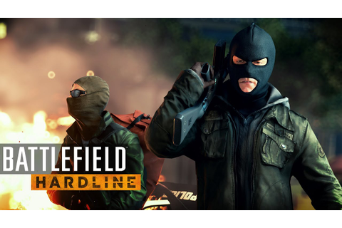 Battlefield Hardline: Official Launch Gameplay Trailer ...