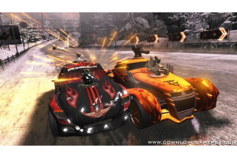 Death Track Resurrection PSN - Download game PS3 PS4 PS2 ...