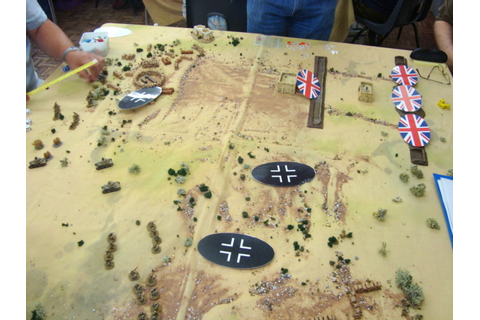 Roundwood's World: ToofFatLardies Games Day 2011 – Tobruk 1941