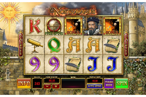 Nostradamus Slot Game - Free Play | DBestCasino.com