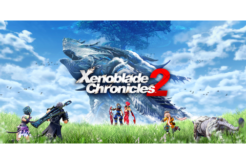 Xenoblade Chronicles 2 | Nintendo Switch | Games | Nintendo