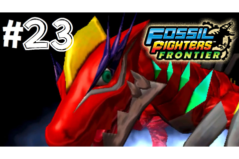 Fossil Fighters: Frontier Nintendo 3DS WHAT AGAIN ...