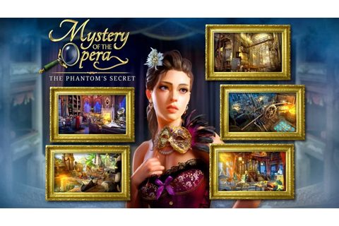 Mystery of the Opera®: the Phantom Secrets Android ...