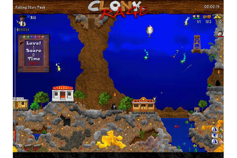 Clonk Rage | Strategy Games | FileEagle.com