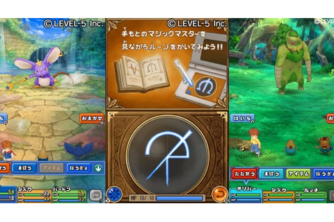 Japanese exclusive Ni no Kuni DS is now fully playable in ...