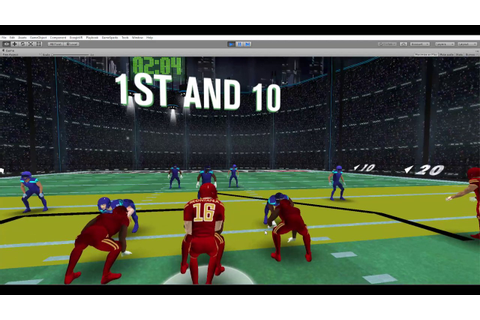 Montana 17: New virtual reality football game from Joe ...