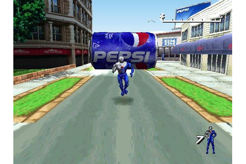 Everything You Need to Know About Pepsiman - GameSinners