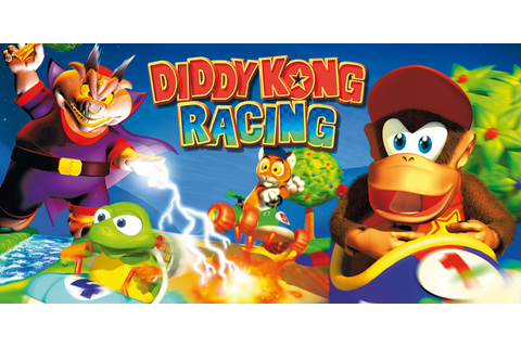 Diddy Kong Racing | Nintendo 64 | Games | Nintendo