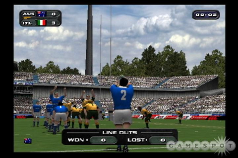 RUGBY 2004 - PC - Imagen 205532