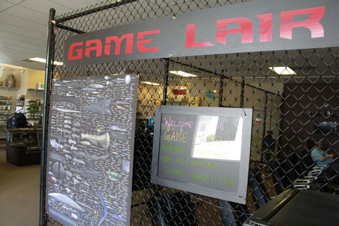 Game Lair offers mix of new, old for gaming enthusiasts