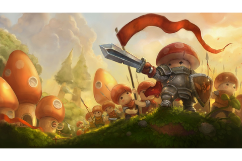 RTS Game 'Mushroom Wars 2' Coming To Nintendo Switch | My ...