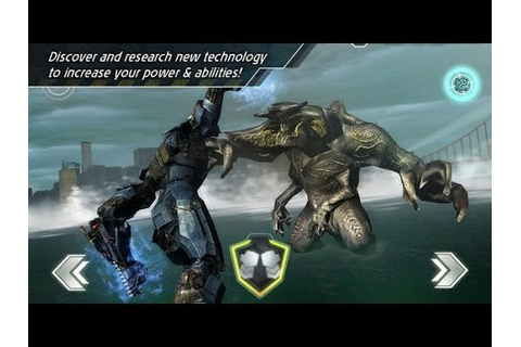 Pacific Rim GamePlay Trailer (HD) - YouTube
