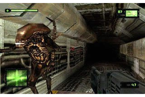 Alien Resurrection (2000) by Argonaut for PS1