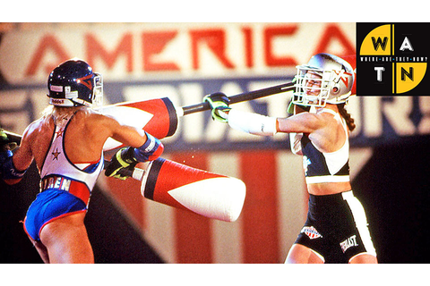 American Gladiators: Cast relives Games, fame, steroids ...