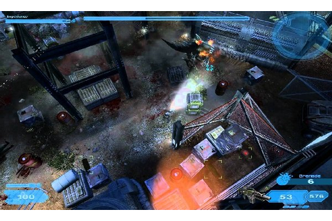 Shadowgrounds: Survivor PC Game - Free Download Full Version
