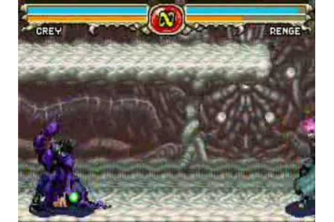 Flame of Recca THE GAME (GBA) Skill Exhibition - YouTube