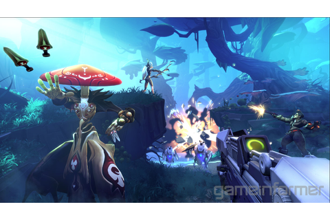 Battleborn first details and screenshots - Gematsu