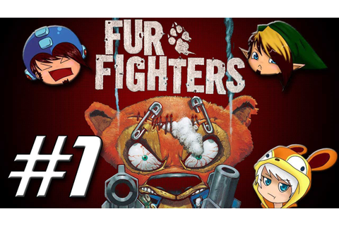 Fur Fighters Ep:1 Cut Scenes! - Rage Arcade - YouTube