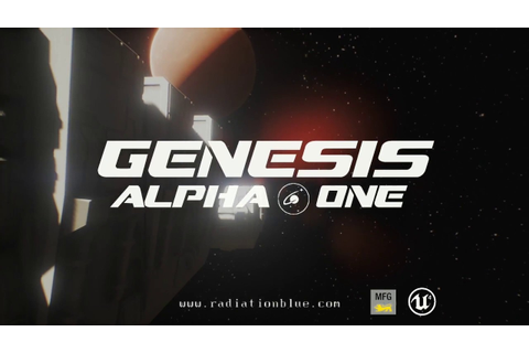 New game reveal, Genesis Alpha One | Invision Game Community