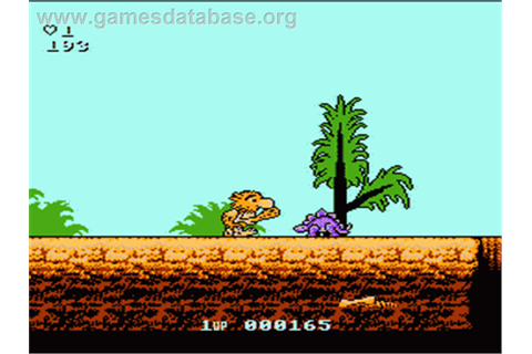 Big Nose the Caveman - Nintendo NES - Games Database