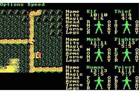 Phantasie 3 Download (1988 Role playing Game)