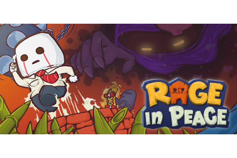 Rage in Peace on Steam