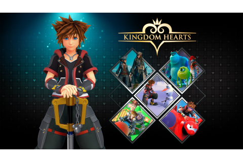 Kingdom Hearts 3 PS3 Full Version Download - GF