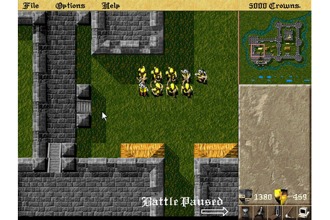 Lords of the Realm II: Siege Pack (Windows) - My Abandonware