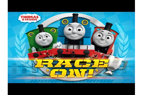 Thomas & Friends: Race On! - Thomas And Friends Games ...
