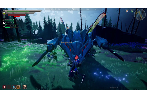 Dauntless Open Beta To Begin On May 24th; Game Won't ...