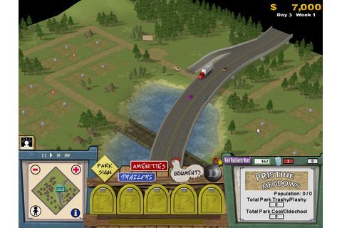 Download Trailer Park Tycoon (Windows) - My Abandonware