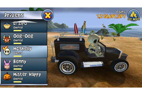 Скачать Beach Buggy Blitz на Андроид