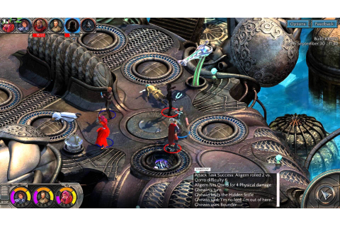 Torment Tides of Numenera v1.0.1+4 DLCs Highly Compressed ...
