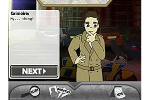 Detective Grimoire Game - Play online at Y8.com