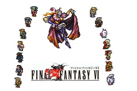 Final Fantasy VI. Square (1999) PlayStation | Games Revisited