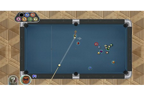 Disponible Pool Revolution: Cue Sports para Wii - Zero Players