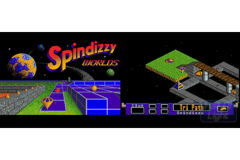 Collectoid : Spindizzy Worlds : ASCII company