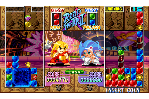 Super Puzzle Fighter II Turbo (Hispanic 960531) ROM