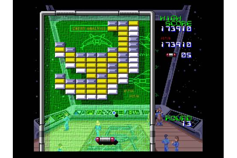Arkanoid: Doh It Again Details - LaunchBox Games Database