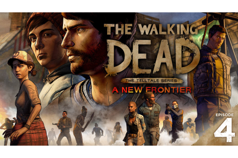 'The Walking Dead: A New Frontier' Episode 4 Due Next Week