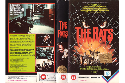 Attack of the Rats! – article – HORRORPEDIA