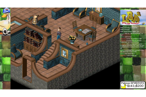 Little Big Adventure 2 - Old PC Classic zelda/adventure ...