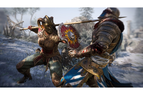 Ubisoft Gets Female Armor Right in For Honor - mxdwn Games