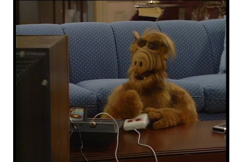 ALF Video Games - ALF Wiki