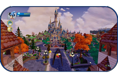 Disney Infinity 2.0 - DISNEYLAND PARIS TOY BOX (pt. 1 ...