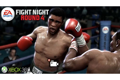 Fight Night Round 4 - Xbox 360 / Ps3 Gameplay (2009) - YouTube