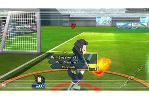 Free Download Game Inazuma Eleven Strikers Pc Full Version ...