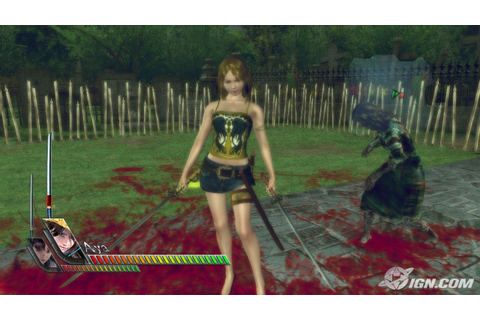Onechanbara: Bikini Samurai Squad Screenshots, Pictures ...