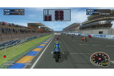 MotoGP 3: Ultimate Racing Technology - Free Download PC ...