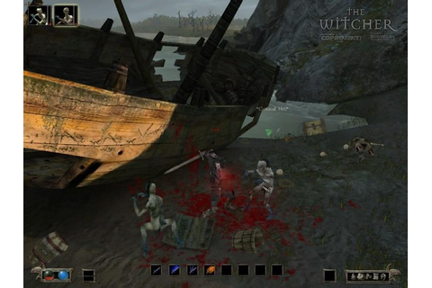 "Early ""The Witcher"" screenshots from 1997 : gaming"